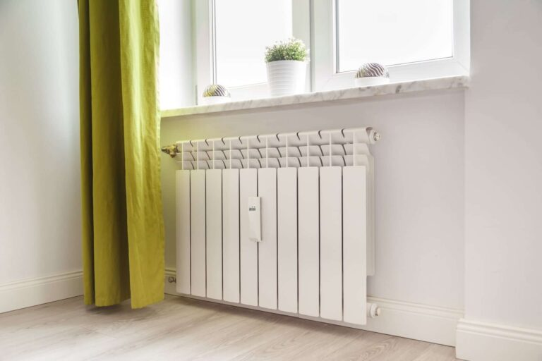 parkair heating white radiator radiator in living room 4BD3YZF